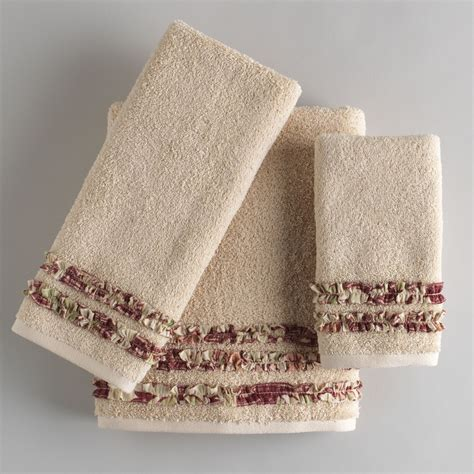 sears bath rugs and towels country living piccadilly bath towel