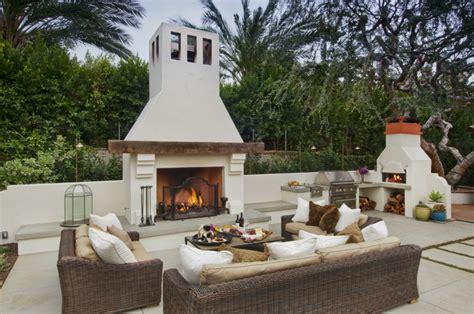 Gartenkamin Bauen  29 Ideen Für Stilvolles Ambiente Auf