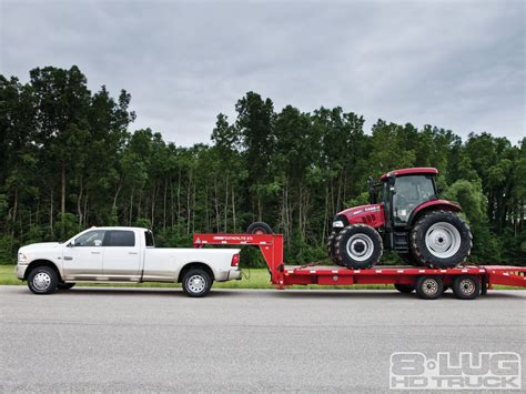trailering tips towing mistakes work truck review 8 lug magazine