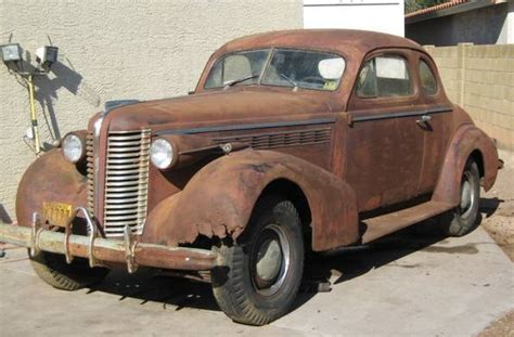runner 1938 buick coupe