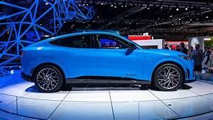 Ford Mustang Mach-E GT Live Image | Motor1.com Photos