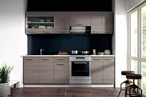 Billige Küchen Mit E Geräten : g nstige k chen komplett mit e ger ten k che mit theke g nstig ~ Frokenaadalensverden.com Haus und Dekorationen