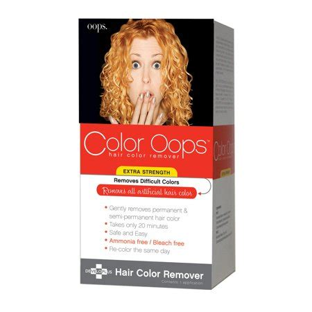 hair color at walmart color strength hair color remover walmart