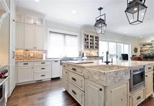 large kitchen island 64 deluxe custom kitchen island designs beautiful