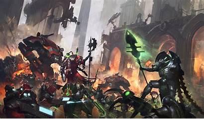 Warhammer Mechanicus Adeptus Necron Necrons Wh40k 40k