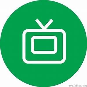 Tv icon vector free vector download (17,843 Free vector ...