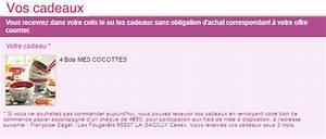 Offre Telepeage Gratuit : code promo fran oise saget 4 bols mes cocottes en cadeau fdp 0 ~ Medecine-chirurgie-esthetiques.com Avis de Voitures