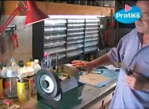 Comment Aiguiser Un Couteau : comment aiguiser un couteau avec une meule eau pratiks ~ Melissatoandfro.com Idées de Décoration