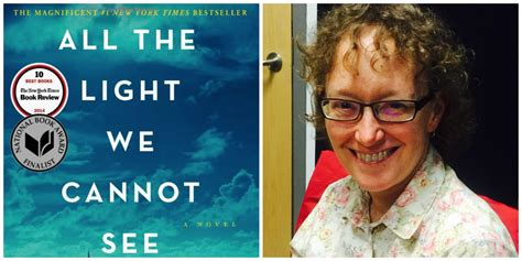 Bookmark All The Light Cannot See Anthony Doerr
