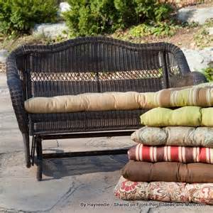 porch swing cushions outdoor swing cushions swing cushions