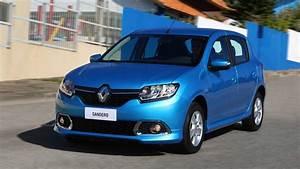 Conoce Al Nuevo Renault Sandero Que Llegar U00e1 En 2015