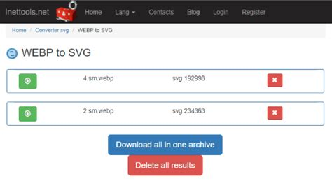 To convert to svg, select the file, wait for it to download on our server. Online Convert WEBP to SVG Using Free Websites