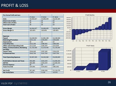 business plan sample   technology company vilex