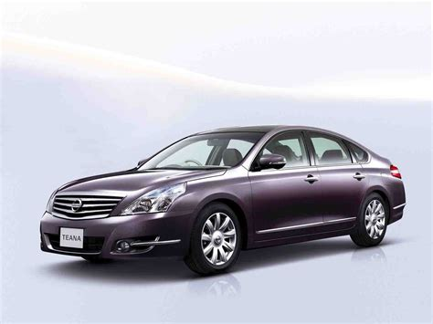 Nissan Teana Backgrounds by 2015 Nissan Teana Iii Pictures Information And Specs