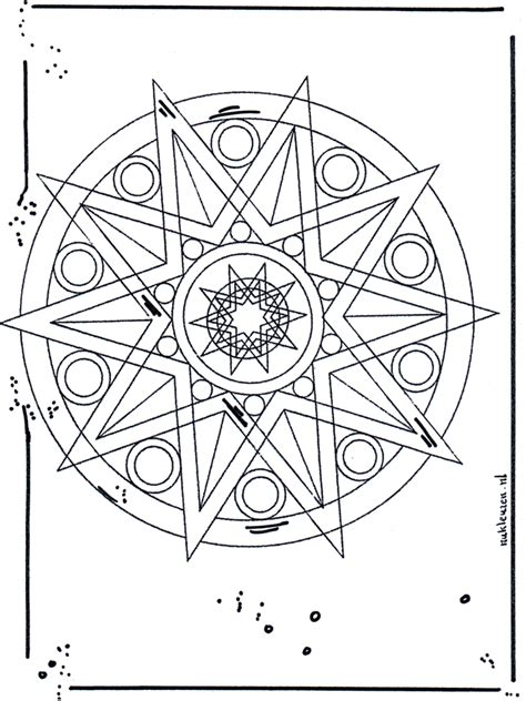 star coloring pages christmas