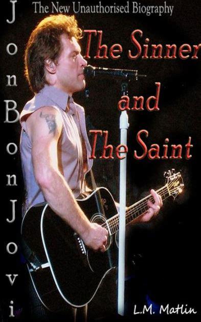 Jon Bon Jovi The Sinner Saint New