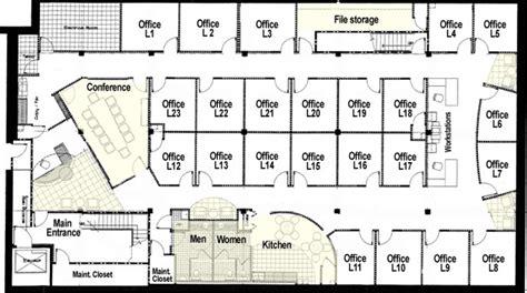 ceo office floor plan office floor plan 187 17th central executive suites Ceo Office Floor Plan