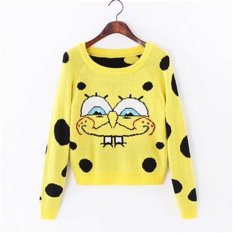 spongebob sweater compare prices on spongebob sweater shopping buy