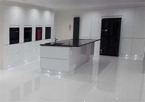 Extreme White Polished Porcelain Floor Tile  Floor Tiles