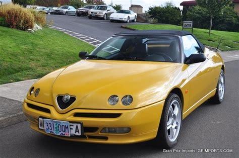 1998 Alfa Romeo Spider On Craigslist In