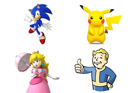 Most Influential Video Game Characters