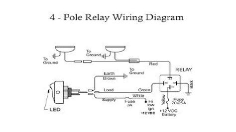 Fog Light Wiring Diagram With Relay Ford Explorer