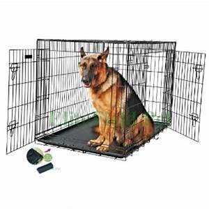 Dog crates for sale what types are available the dog for Metal dog crates for sale