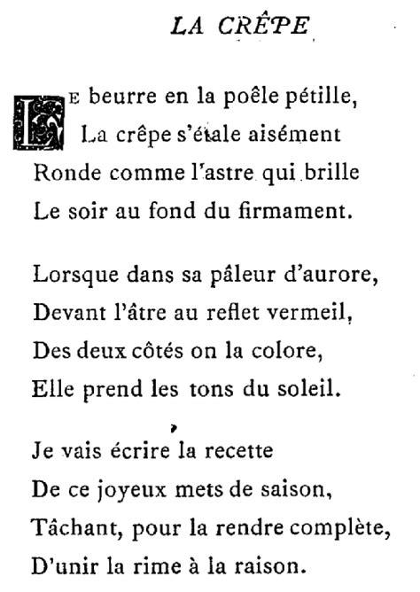 poeme cuisine cuisiniers pâtissiers et hommes de gout du xixe