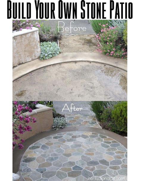 build flagstone patio decoration best 25 patios ideas on paving