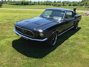 1967 Mustang Fastback - 4 Speed, 351W For Sale