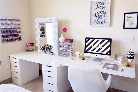 Styling Ideas For Teen Girls Desks  The Organised Housewife