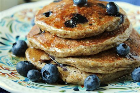 cottage cheese health oatmeal cottage cheese pancakes with blueberries