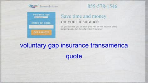 Transamerica's financial foundation iul® provides these benefits and more. voluntary gap insurance transamerica quote | Life ...