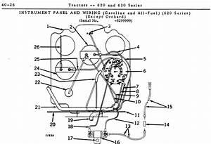 Wiring Diagram For John Deere 620