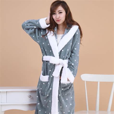 robe de chambre femme en polaire peignoir femme lepeignoir fr