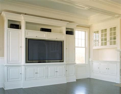 using kitchen cabinets for entertainment center how to build an entertainment center with stock cabinets 9575