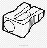 Sacapuntas Dibujo Coloring Sharpener Pencil Colorear Clipart Pinclipart Report Pikpng sketch template