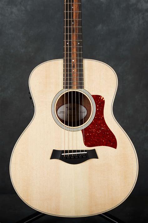 Taylor GS Mini-e Ltd Ed Figured Sapele Acoustic Guitar ...