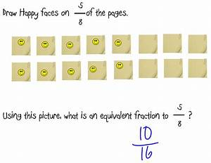 Miss Kahrimanis's Blog: Fraction Models and Equivalent ...
