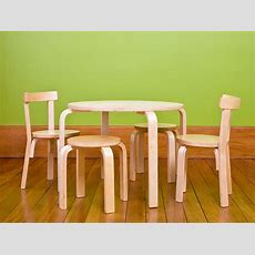 Mocka Hudson Kids Table And Chairs  Children's Furniture