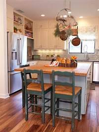 kitchen island design ideas Pictures of Small Kitchen Design Ideas From HGTV | HGTV