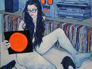 k h e r l a k hope gangloff so in love with her With portraits by hope gangloff