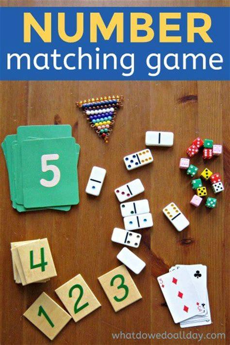 kindergarten number 774 | number matching game 2