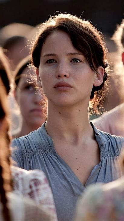 Katniss Everdeen Hunger Games Jennifer Lawrence Wallpapers