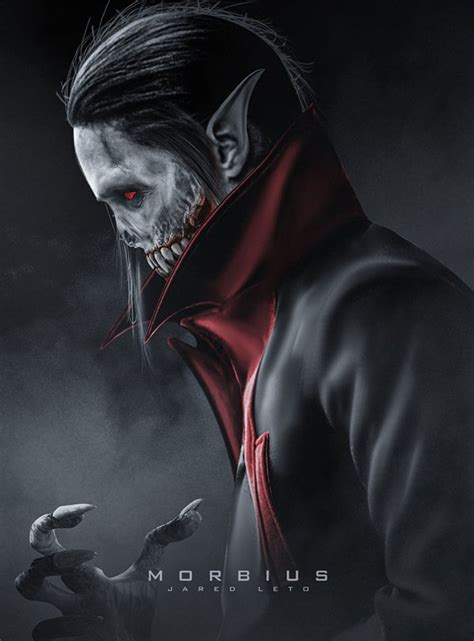 morbius sinks  teeth   release date horrorfuelcom