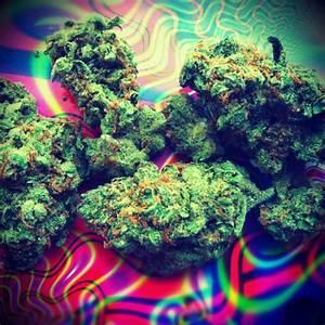 Trippy Weed Symbols