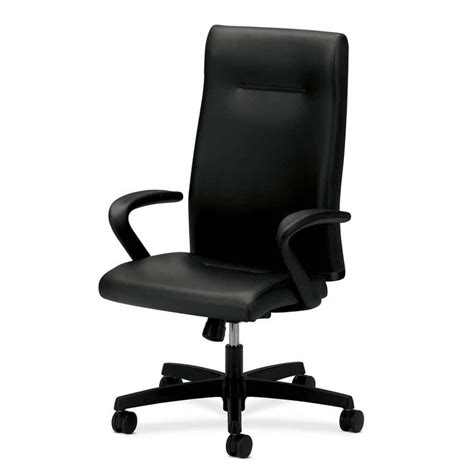 bureau high office chairs black leather office chairs