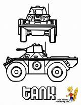 Army Coloring Pages Tank Battle Printouts Printables Military Colouring Boys Yescoloring Soldier Brawny sketch template