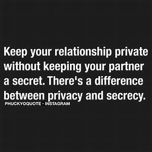 25+ Best Ideas ... Keep Privacy Quotes