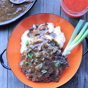 cube steaks with gravy 24bite recipes